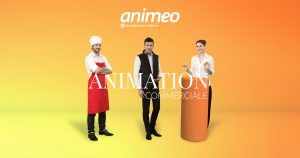 Animation Commerciale - Animeo